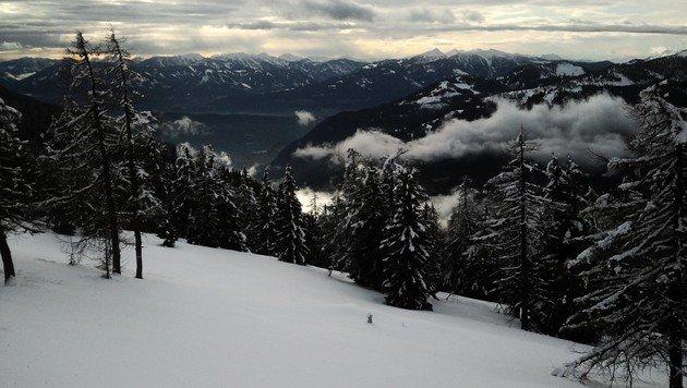 Jetzt hält der Winter in Österreich Einzug (Bild: Scoopshot/Mayr Thomas)