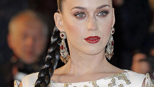 "Katy Perry: ""Mein Hintern hat dabei sehr wehgetan"" (Bild: AP)"