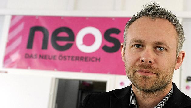 "Null Euro Stammkapital: NEOS wollen ""GmbH zero"" (Bild: APA/Herbert Pfarrhofer)"