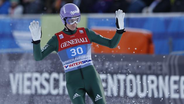 Skispringer Martin Schmitt beendet seine Karriere (Bild: AP)