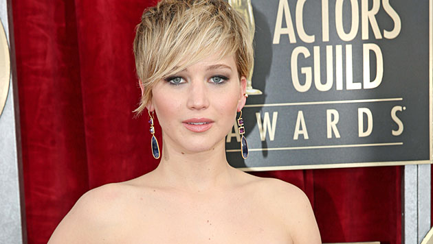 Knallhartes Work-out für Jennifer Lawrence (Bild: AP)