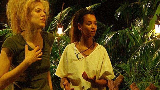 Larissa auch in der siebten Prüfung erfolgreich (Bild: RTL/Stefan Menne)