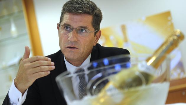 Schlumberger droht mit Abwanderung ins Ausland (Bild: APA/Hans Klaus Techt)