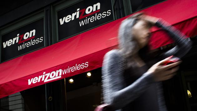 Verizon gibt Auskunft über Behördenanfragen (Bild: AP)