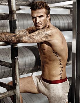 David Beckham (Bild: H&M)