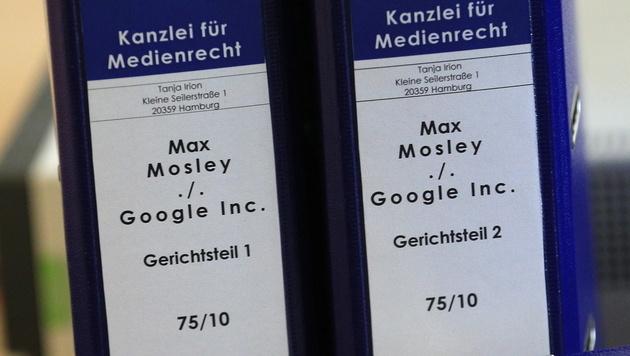 Max Mosley legt Rechtsstreit mit Google bei (Bild: EPA)