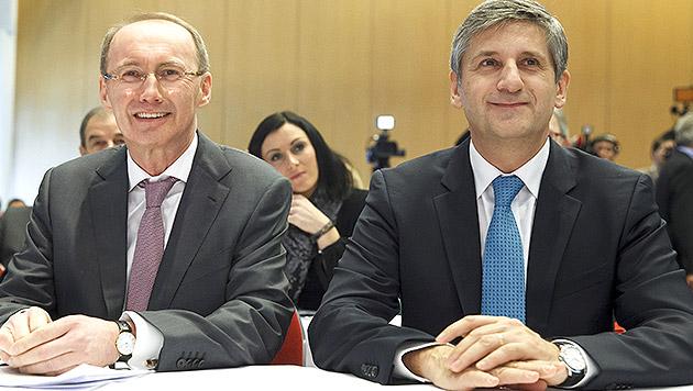 """ÖVP drückt vor """"Denkzettel-Wahl"""" die """"Reset-Taste"""" (Bild: APA/ERWIN SCHERIAU)"""