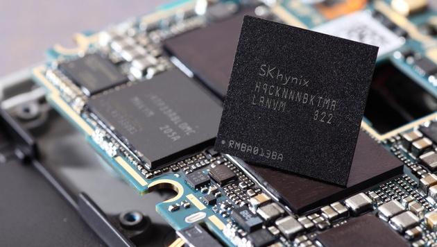 Samsung und Apple haben größten Chip-Appetit (Bild: EPA)