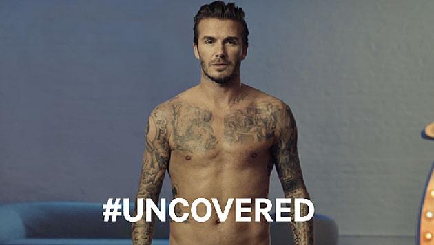 Pic von David Beckham nackt