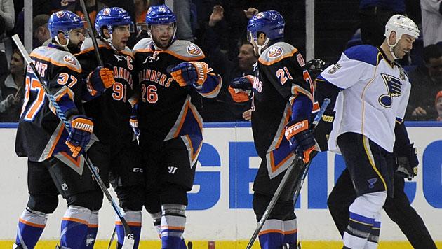 Vanek mit Tor und Assist bei Islanders-Niederlage (Bild: AP)