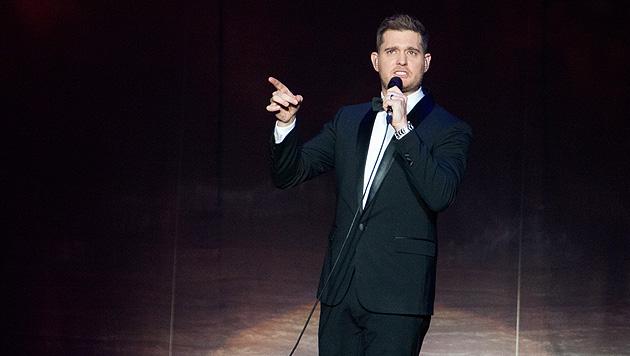 Michael Bublé begeistert Wien mit Swing und Witz (Bild: Andreas Graf)