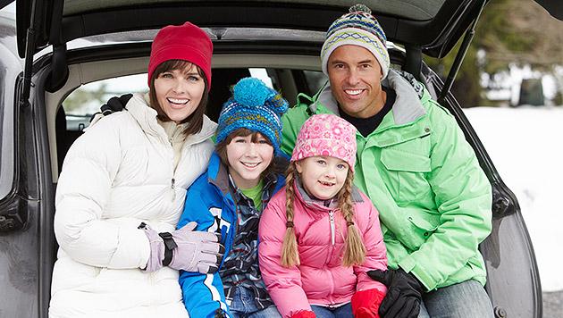 Tipps für den Start in den Winterurlaub (Bild: thinkstockphotos.de)