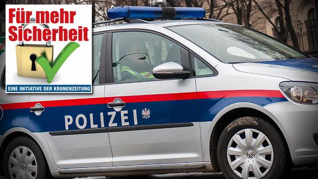 In einigen Bezirken Wiens fehlen bis zu 60 Beamte (Bild: Andreas Graf, Krone-Grafik)