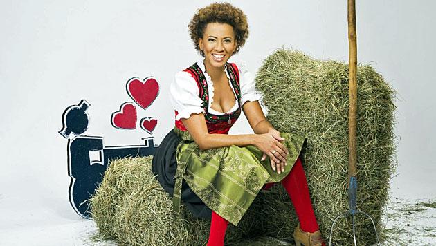 """Arabella: """"Bauer sucht Frau ist eine Institution"""" (Bild: ATV)"""