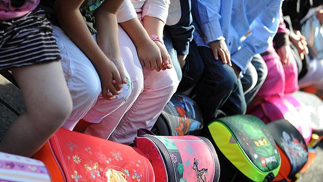 Volksschulen: Sitzenbleiben wird abgeschafft (Bild: dpa/Jonas Güttler)