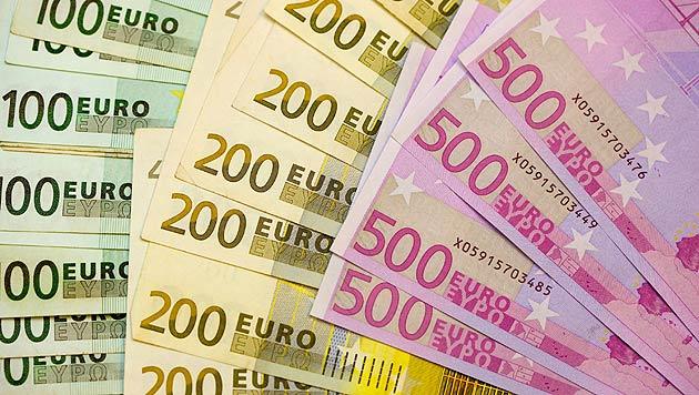 Fünf Milliarden Euro durch Vermögenssteuer möglich (Bild: dpa-Zentralbild/Patrick Pleul)