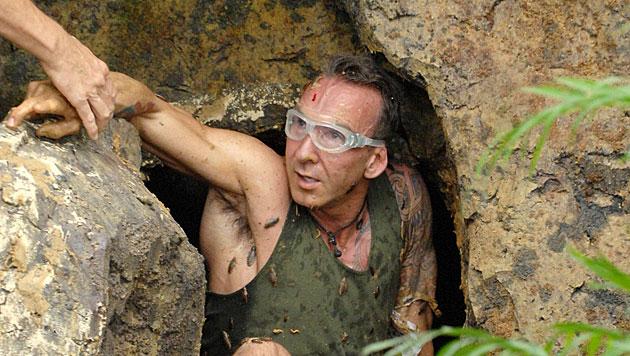 Marco Angelini fliegt aus dem Dschungelcamp (Bild: RTL/Stefan Menne)