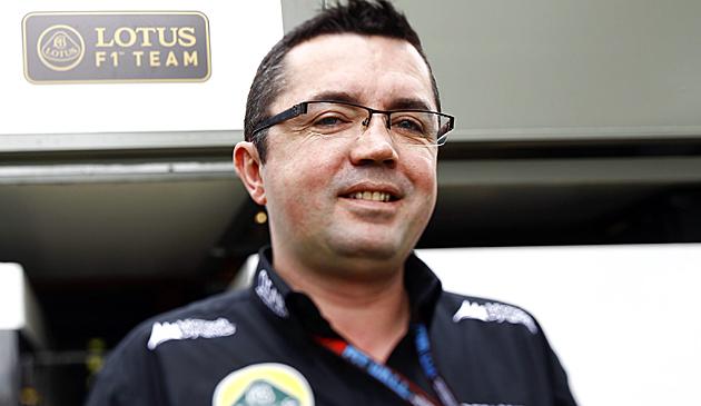 McLaren soll mit Boullier zu Spitzenteam werden (Bild: EPA)