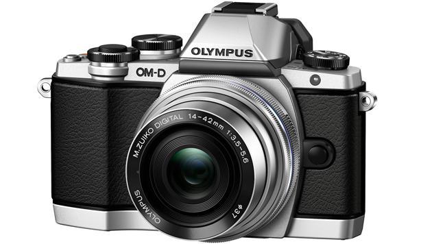 Olympus bringt neue Retro-Systemkamera mit WLAN (Bild: Olympus)