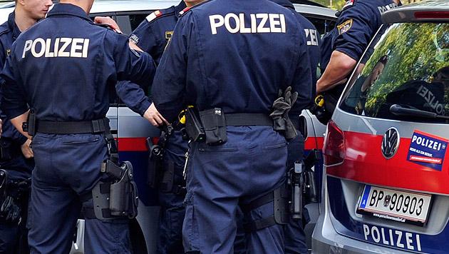 18 Polizeiposten sollen in Wien geschlossen werden (Bild: APA/HANS PUNZ)