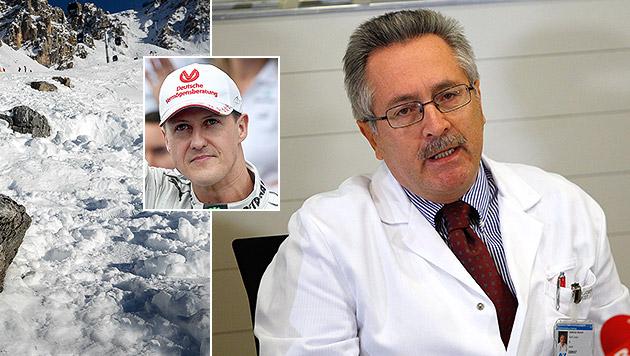"""""""Bleibende Defizite bei Schumacher zu befürchten"""" (Bild: EPA, GEPA pictures/ Mathias Mandl)"""