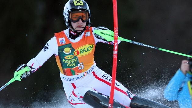 Damen-Slalom in Kranjska Gora schon am Samstag (Bild: ANTONIO BAT / EPA / picturedesk.com)