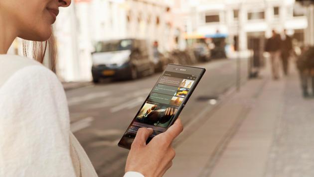 Das sind die beliebtesten Displaygrößen bei Handys (Bild: Sony)