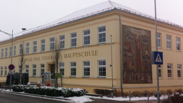 An dieser Schule entfachte die Diskussion rund um Kirchenlieder außerhalb des Religionsunterrichts. (Bild: Christoph Matzl)