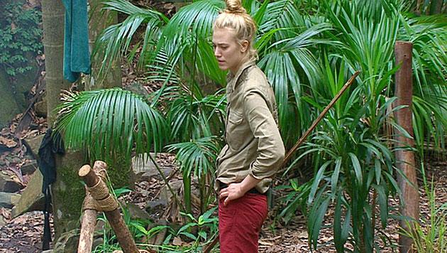 Larissa treibt Winfried zur Weißglut (Bild: RTL/Stefan Menne)