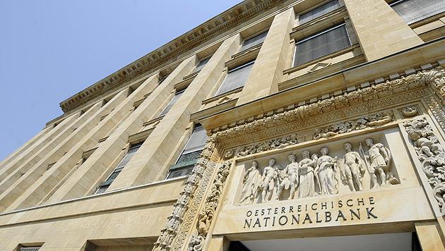 Eingriffe in bestehende Nationalbank-Pensionen fix (Bild: APA/Roland Schlager)