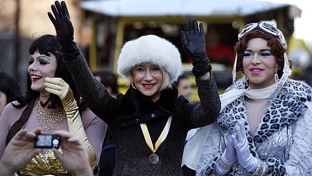 Helen Mirren (Bild: AP)