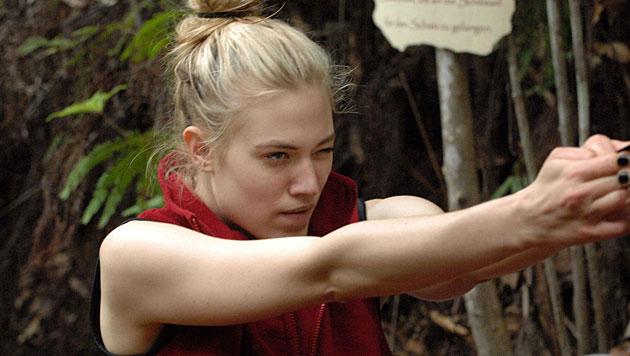 Larissa erst auf der Zielgeraden ausgebremst (Bild: RTL/Stefan Menne)