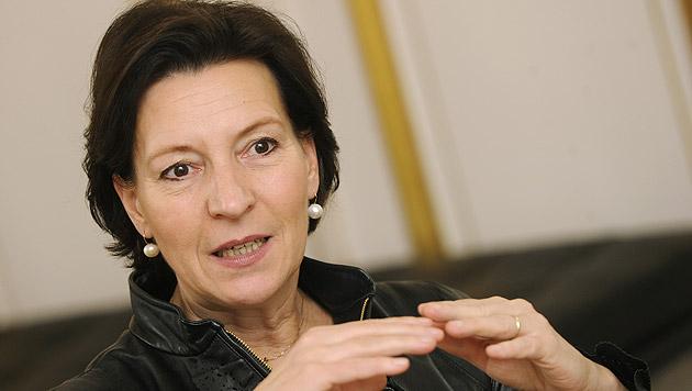 """Ministerin: """"PISA wird es 2015 nicht geben können"""" (Bild: APA/Herbert Pfarrhofer)"""