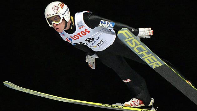 Österreicher-Sextett für Willingen qualifiziert (Bild: APA/EPA/Grzegorz Momot)