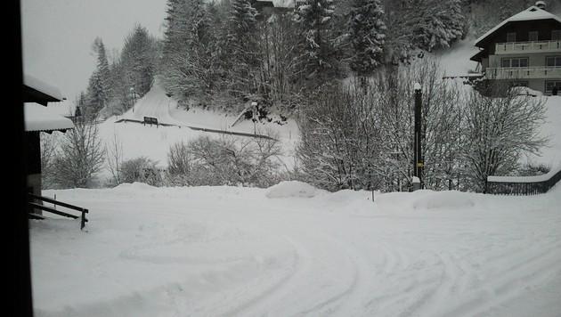 Winterchaos im Süden fordert mehrere Todesopfer (Bild: Scoopshot/Mayr Thomas)