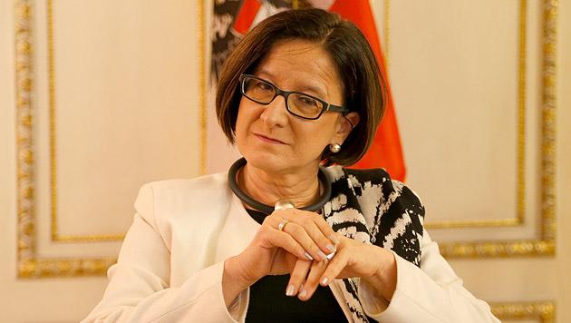 Innenministerin Johanna Mikl-Leitner (Bild: Zwefo)