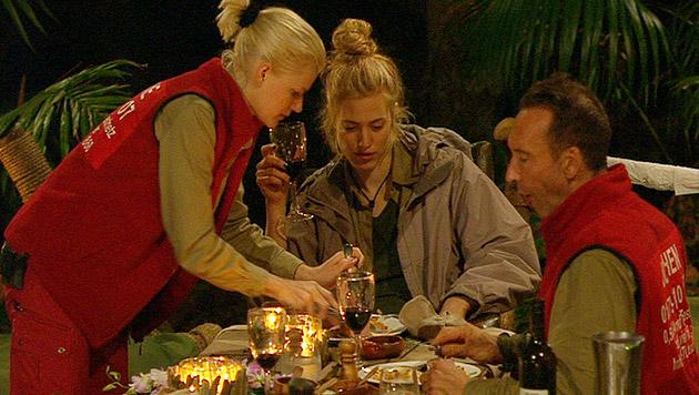 Larissa verfehlt den Sieg beim Dschungelcamp (Bild: RTL/Stefan Menne)