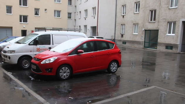 Wien: 52-Jähriger bedroht Nachbar mit Schusswaffe (Bild: Florian Hitz)