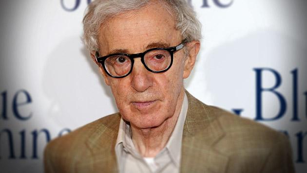 Woody Allens Tochter wirft ihm Missbrauch vor (Bild: AFP, krone.at-Grafik)