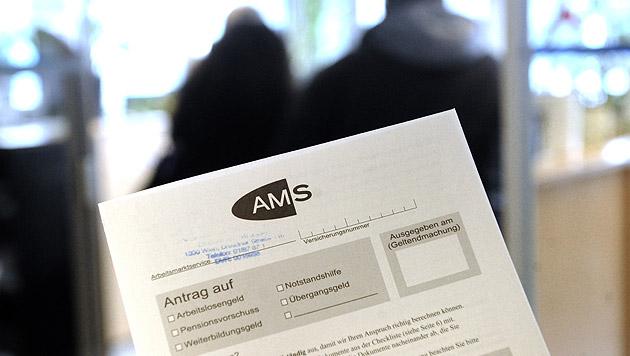 Arbeitslosigkeit im Juli um 9,7 Prozent gestiegen (Bild: APA/HERBERT PFARRHOFER)