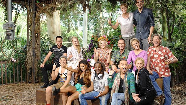Dschungel-Wiedersehen: Bittere Tränen bei Larissa (Bild: RTL/Stefan Menne)