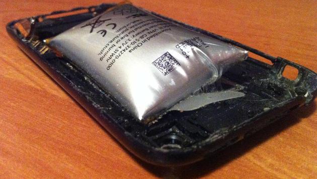 iPhone-Explosion: Schülerin erleidet Verbrennungen (Bild: Jaromír Miko)
