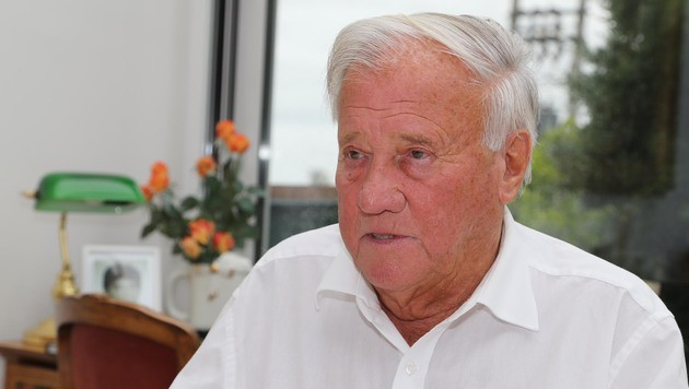 Firmengründer Helmut Niedermeyer verstorben (Bild: Zwefo)