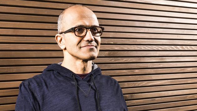 Microsoft ernennt Satya Nadella zum neuen Chef (Bild: Microsoft)