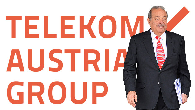 Telekom: Syndikat mit Slim-Gruppe rückt näher (Bild: AFP, krone.at-Grafik)