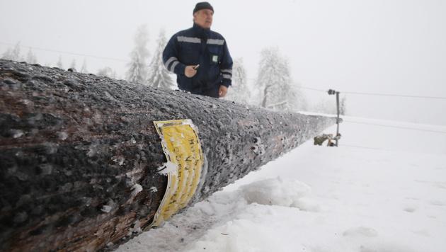 """Einsätze gegen Stromausfälle """"unter Lebensgefahr"""" (Bild: Sepp Pail)"""