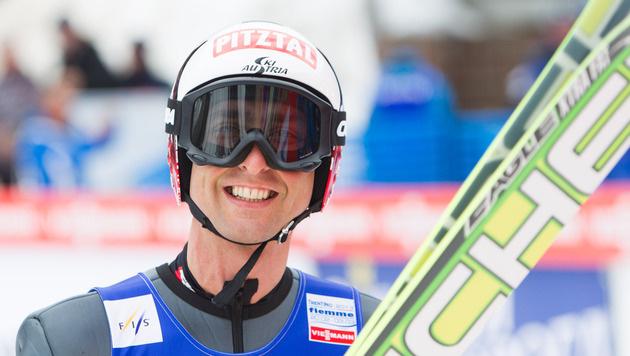 Mario Stecher beendet seine Karriere (Bild: APA/EXPA/J†RÜGEN FEICHTER)