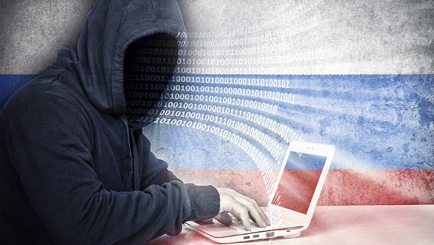 Ukraine verzeichnete Rekordzahl von Cyberangriffen (Bild: thinkstockphotos.de, krone.at-Grafik)