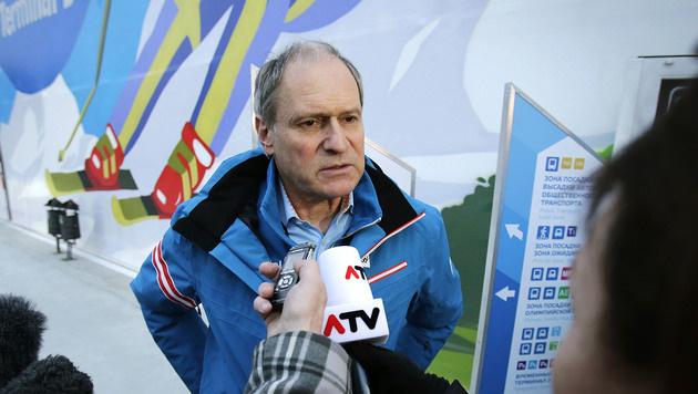 Peter Mennel, ÖOC (Bild: AP)