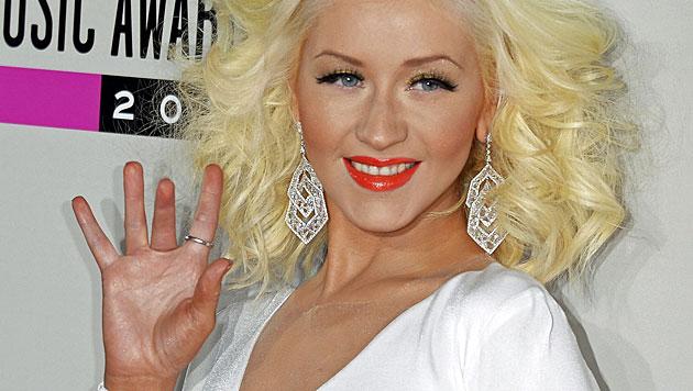 Christina Aguilera ist angeblich schwanger (Bild: APA/EPA/PAUL BUCK)